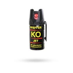 Pepřový obranný sprej PFEFFER KO FOG OC 40ml mlhový