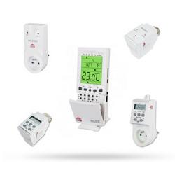 Bezdrátová regulace topení pro celý objekt PocketHome House