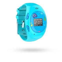 Skrytý GPS tracker a SOS tlačítko v hodinkách WG02
