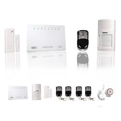 Pokročilý bezdrátový GSM Alarm Evolveo Alarmex Basic