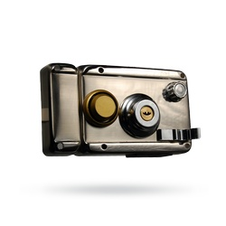 Dveřní přídavný zámek s vestavěným alarmem AlarmLock Door ALD-1 levý