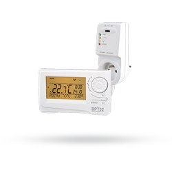 Autonomní bezdrátový digitální termostat BPT32