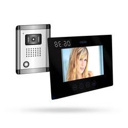 Videotelefon s dotykovým ovládáním a LCD displejem DoorFace 636