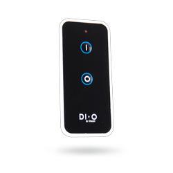 Bezdrátový jednotlačítkový dálkový ovladač systému DIO