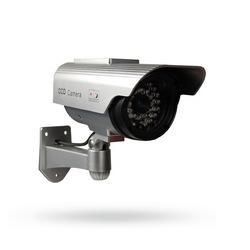 Venkovní atrapa bezpečnostní kamery Dummy Solar LED