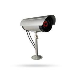 Venkovní atrapa bezpečnostní kamery Dummy2-IR s infrapřísvitem