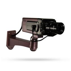 Atrapa bezpečnostní kamery s blikající LED Dummy5