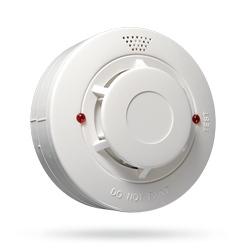Opticko-kouřový a teplotní požární detektor FDR-36-SH
