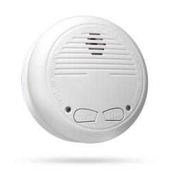Autonomní bezdrátový kouřový hlásič Fireman Wireless