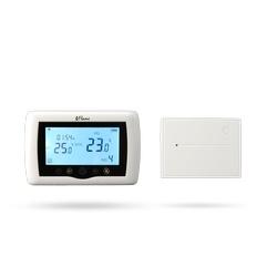 Bezdrátový termostat s modulem Flame RF-U