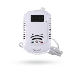 Autonomní požární hlásič a detektor úniku plynu GASman LCD EN50194