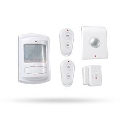 Bateriový bezdrátový GSM Alarm IG Home Standard pro hlídání objektů