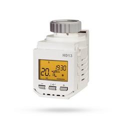 Digitální termostatická hlavice HD13-L