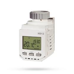 Digitální termostatická hlavice HD13