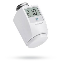 Bezdrátový termostat na radiátor Smart Home Homematic IP HMIP-eTRV
