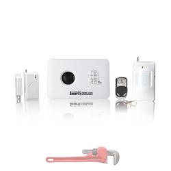 Konfigurovatelný bezdrátový GSM Alarm Intelliquard