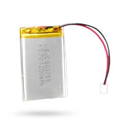Náhradní akumulátor pro alarm GSM IG LCD 2