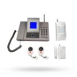 Bezdrátový GSM Alarm Intelliquard LCD Standard