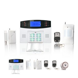 Bezdrátový GSM Alarm Intelliquard LCD 3 Basic