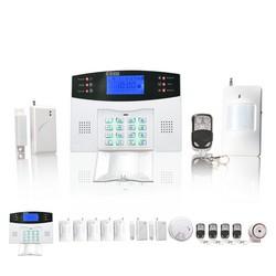 Bezdrátový GSM Alarm Intelliquard LCD 3 Premium