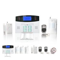 Bezdrátový GSM Alarm Intelliquard LCD 3 Standard