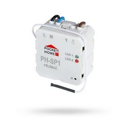 Přijímač a ovladač přímotopu pod vypínač PH-SP1
