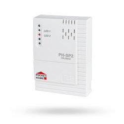 Přijímač a ovladač přímotopu nástěnný PH-SP2