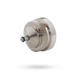 Redukce z termohlavice M30x1.5 na ventil M28x1.5 Myjava