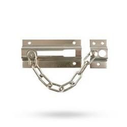 Bezpečnostní řetízek na vchodové dveře stříbrný