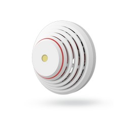 Autonomní kombinovaný detektor kouře a teplot SD-503ST