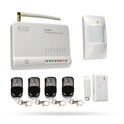 Bezdrátový GSM Alarm Evolveo Sonix ALM301 Basic