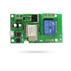 WiFi modul s výstupním RELE Sonoff Pasiv na 12V
