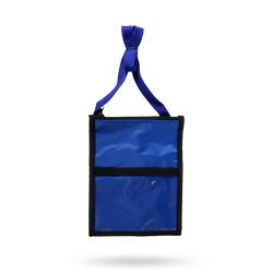 Cestovní bezpečnostní taštička modrá