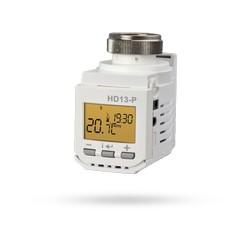 Digitální termostatická hlavice HD13-Profi