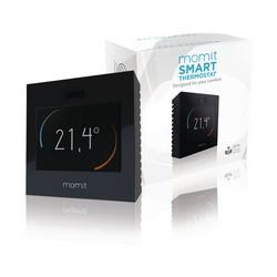 Chytrý wifi termostat s LCD displejem Momit STBV2