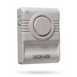 Vibrační minialarm Vibro3 pro hlídání dveří, kójí a kůlen